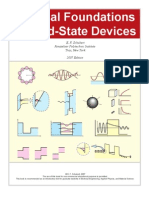 EFSchubert Physical Foundations of Solid State Devices