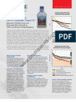 Amsoil Amsoil Premium API CJ-4 5W-40 Synthetic Diesel Oil (DEO) - Data Bulletin