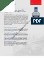 AmsoilOE 15W-40 Synthetic Diesel Oil g2885