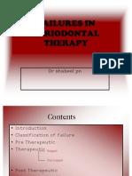 failuresinperiodontaltherapydr-nazish