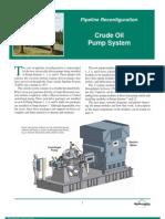 Crude Oil Pump System