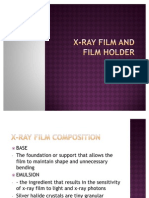 X-RAY FILM and Film Holder