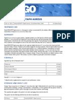 HardyCHROM™ Staph aureus - chromogenic media for staphylococcus aureus identification