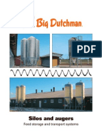 Silos and Augers