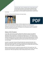 Epiphyseal Injuries in Children