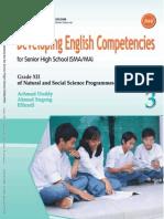 BSE SMA kelas 12 bahasa Inggris