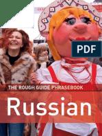 Rough Phrase Book Russian