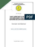 Chat Luong Dich Vu Tin Dung