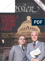 Washington Dossier Jan.1981