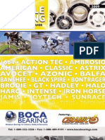 Bicycle Bearing Cross Reference Guide - 2009