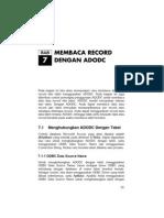 Tip & Trik Pemrograman Database VB6 Dan Microsoft Access
