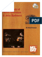 Finger Style Guitar Duets of Stefan Grossman & John Renbourn
