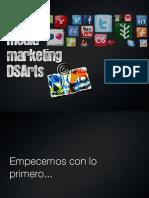 Social Media Marketing DSArts México