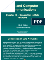 13 Congestion in Data Networks REAL