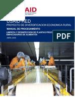 USAID RED Limpieza Desinfecci%C3%B3n Plantas Procesadoras as 04 06
