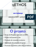 objethos 2009-2011