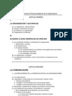 Petit - Psicosociologia de Las Organizaciones Cap1-2-3 Esqueleto EPSS3