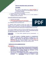 Direito Administrativo Concurso Fiscal de Postura Resumo