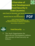 An Overview of Agricultural