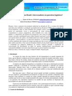 Centrais de cargas no Brasil Atravessadores ou parceiros logísticos COM ID