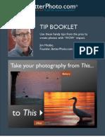 Better Photo Tips