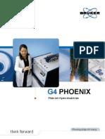 G4 Phoenix - Máy phân tích Hydro trong thép, que hàn