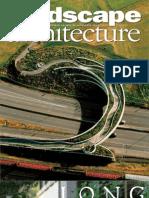 Landscape Architecture - February 2009
