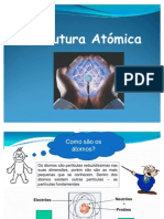 estrutura atómica