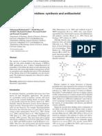 Thiazolo[4,5- d ]pyrimidine evaluations