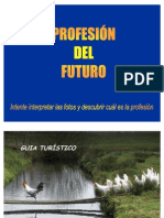 Profesion._