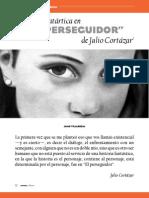 """La crítica catártica en """"El Perseguidor"""" de Julio Cortázar"""
