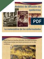 Modelos de difusión de epidemias
