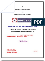 9762119085 Shyam HDFC Report
