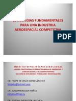 Estrategias Fund Amen Tales Para Una Industria Aeroespacial Competitiva