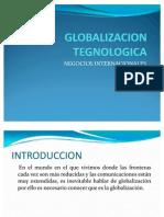 Diapositivas de La Globalizacion Tecnologica