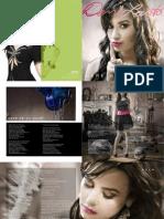 Here We Go Again - Digital Booklet