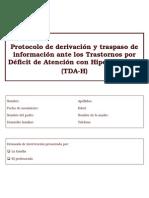 protocoloderivacion