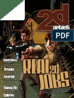 2DArtist Magazine Issue 011 November 2006