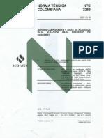 NTC 2289 8ª Act 2007-12-21