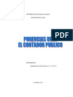 Ponencia Contador Publico