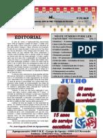 Jornal Sê... Julho 2011