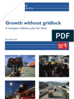 Growth Without Gridlock - Full Document