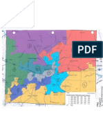 Chairman Skip Alston Proposed Redistricting Map 2011