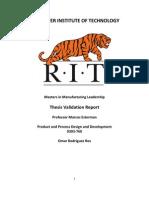 Data Validation Report 2