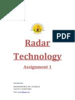 Radar Technology (1)
