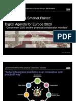 IBM Th Stanescu Solutions Smart Planet Digital Agenda 2020 Print