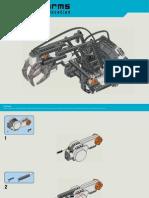 Built Robot Arm100