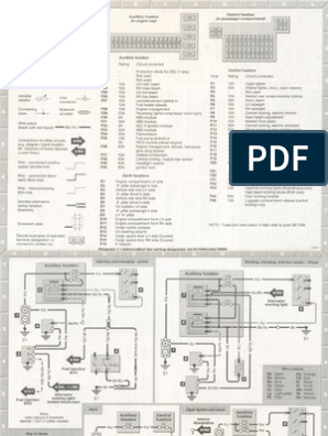 2011 ford fiesta wiring diagrams ford fiesta electric schematic ford motor company  ford fiesta electric schematic ford
