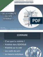 Visibilité Du Site Web