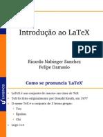 Minicurso Latex